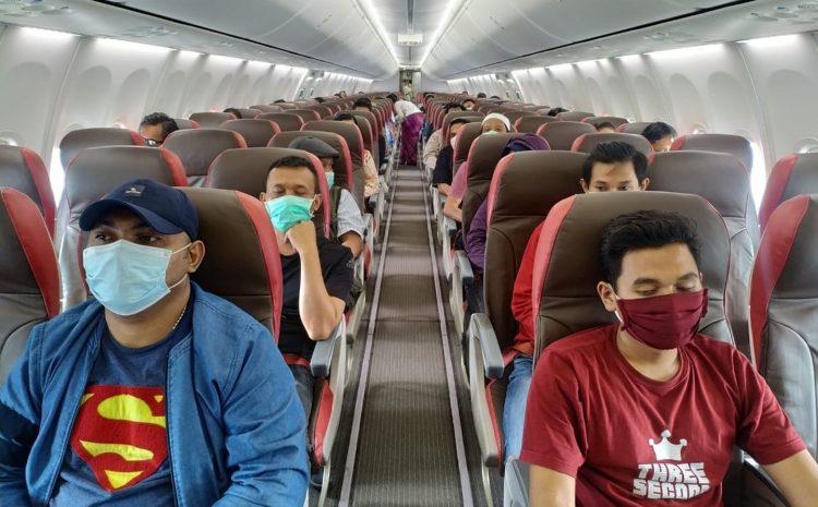 Cara Naik Pesawat Selama Masa Covid 19