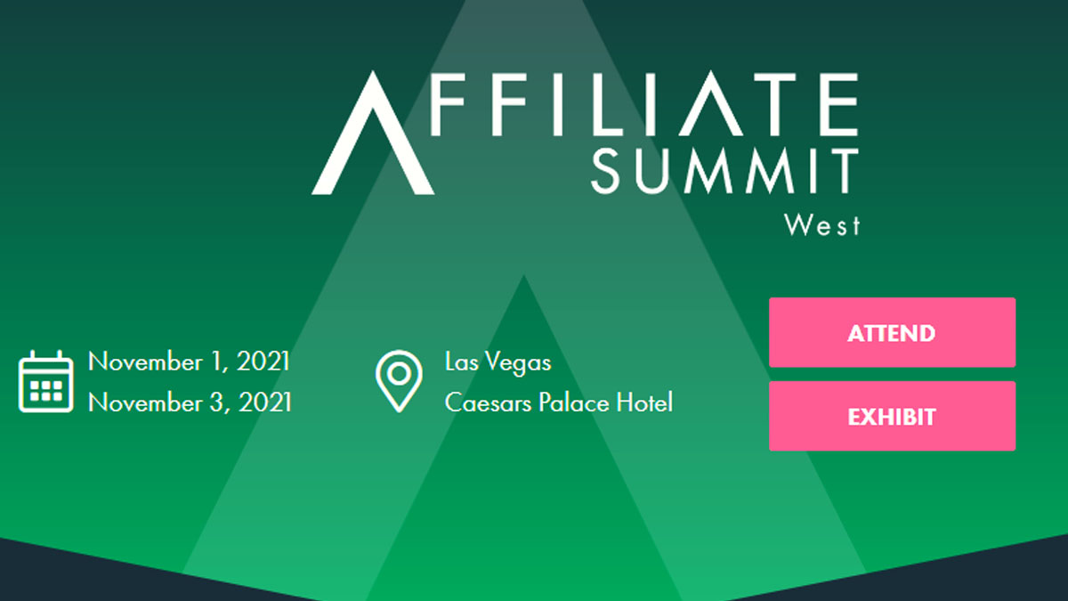 Affiliate Summit West 2021
