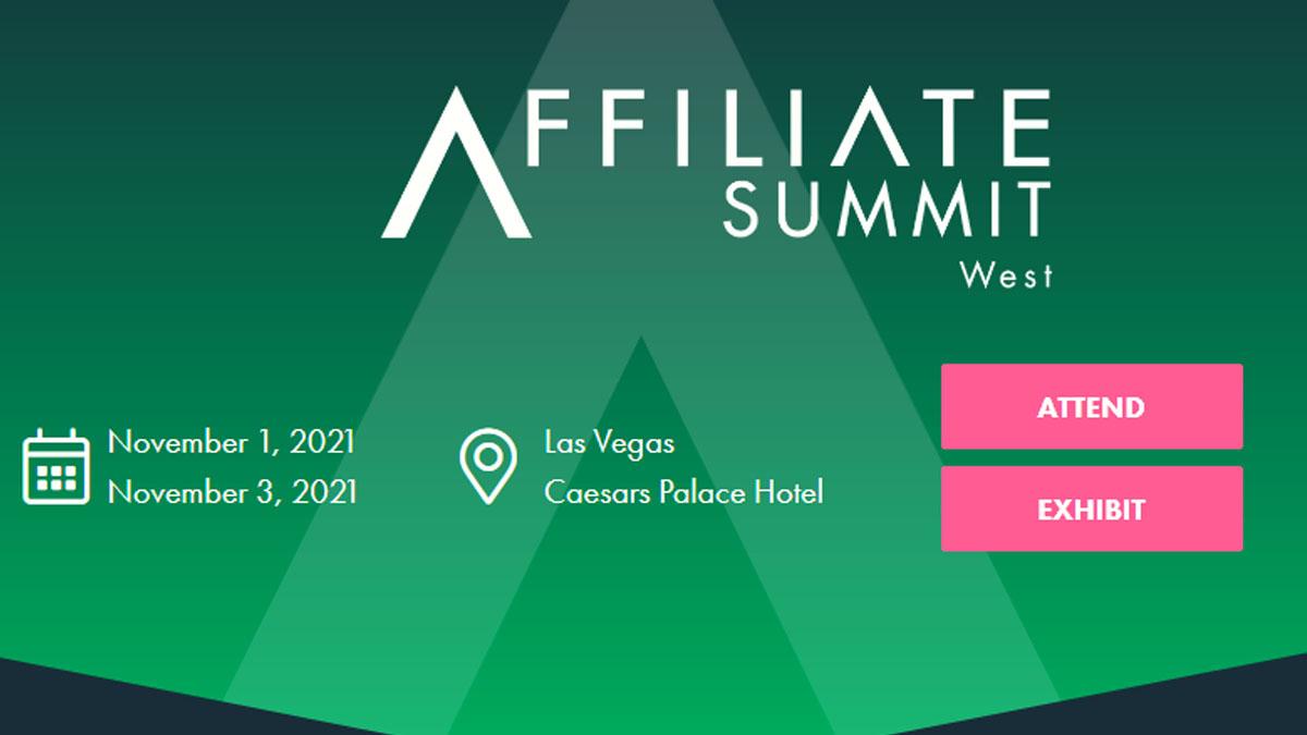 Affiliate Summit West 2021
