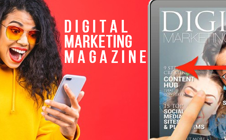 Digital Marketing Magazine – Free Subscription