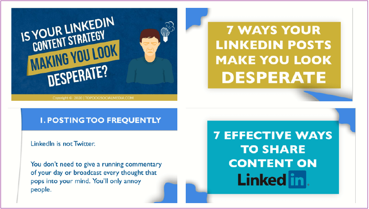 LIncrease Your Visibility On LinkedIn Tips