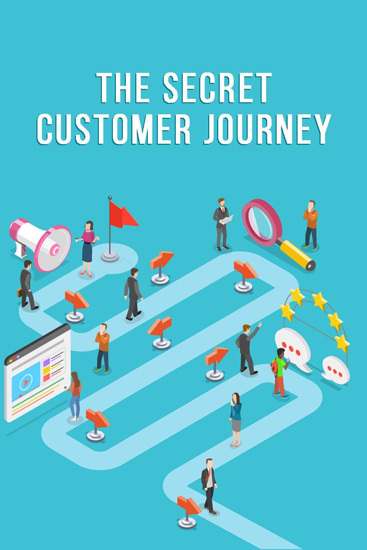 the secret customer journey